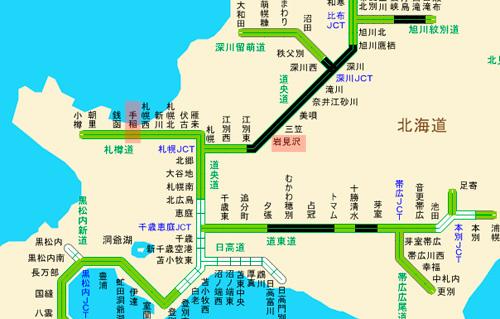 高速 道路 北海道 通行止め 高速道路 通行止めなどの予定 ドラぷら(NEXCO東日本)